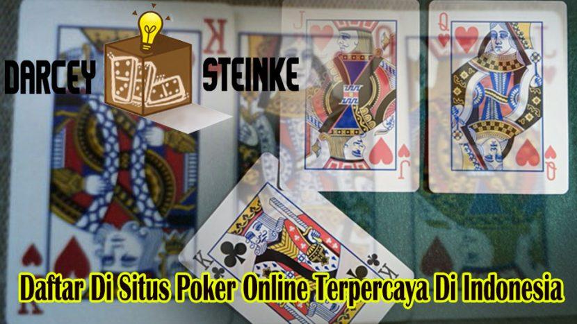 Situs Poker Online Terpercaya Di Indonesia - DarceySteinke